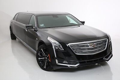 "2016 Cadillac Other LIMO WORLDS ONLY NON PRESIDENTIAL CADILLAC CT6 LIMO ""CEO BEAST EDITION"" PROTOTYPE 1"