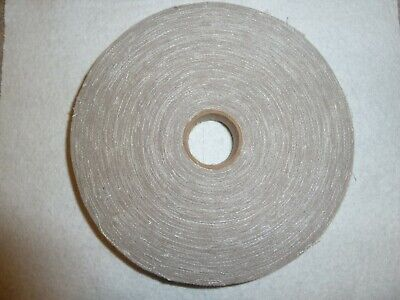 1 1/4 Inch wide carpet base Binding Tape 72 Yards per roll many rolls available