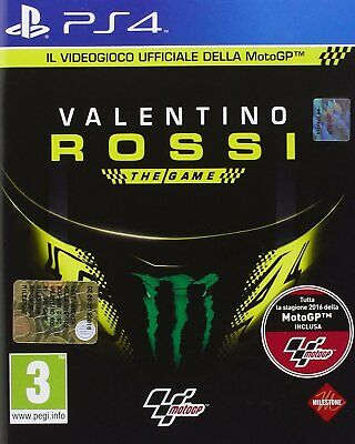 KOCH MEDIA Valentino Rossi: The Game, Playstation 4 PS4 Lingua ITA 1015676