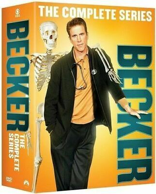Becker: The Complete Series [New DVD] Boxed Set, Widescreen!!!!!! USA SELLER