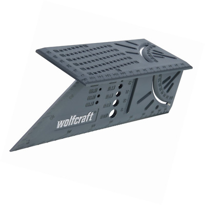 wolfcraft 5208000 Mitre Angle, 150 x 275 x 66 mm