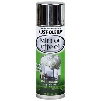 Rust-Oleum Specialty Mirror Effect Spray Paint Reflective Finish 170g