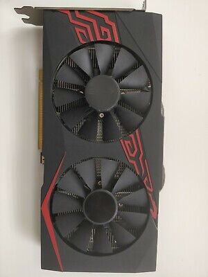 Used Asus AMD Radeon RX 570 Expedition OC 4GB GDDR5 Gaming Graphics Video Card