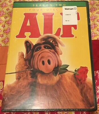 ALF Second Season 2 DVD Complete Brand New Sealed