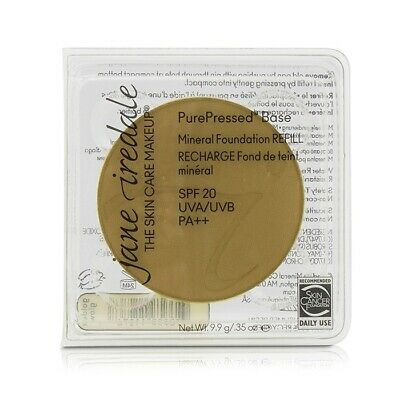 Jane Iredale PurePressed Base Mineral Foundation Refill SPF 20 - Golden Glow 9.9
