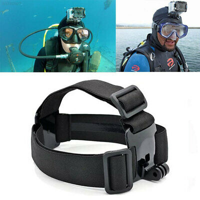 A7F1 9 In 1 Head Chest Mount Accessories For GoPro 1 2 3 4 Session Camera DV