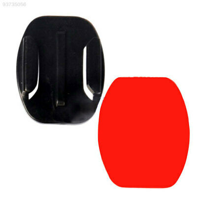 2901 Curved Adhesive Mount Base Glue Sticky Strong For Gopro 1/2/3/4/5 Camera
