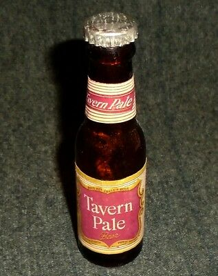 Unused Tavern Pale Holiday Beer 12oz IRTP Atlantic Brewing Co Chicago IL