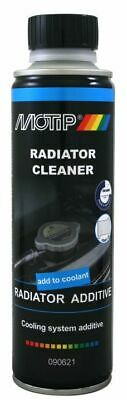 Motip radiator cleaner 090621 300 ml. Clean the cooling system of a car
