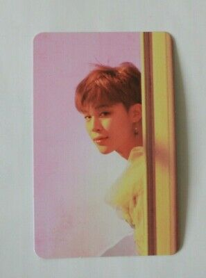 """BTS LOVE YOURSELF 結 'Answer' """"E"""" Ver. JIMIN Official Photocard"""