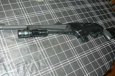 Ruger Pc Carbine Tactical Flashlight Mount Pc9 9Mm Pistol Caliber Takedown Rifle