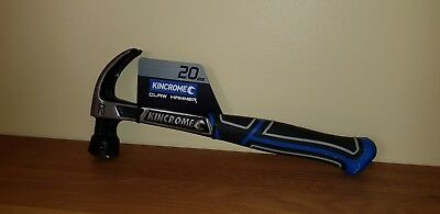 Kincrome 20oz Claw Hammer K9068 NEW