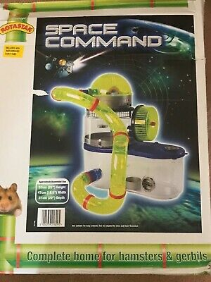 Rotastak Space Command Hamster Cage **unused and box**