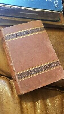 Tom Brown At Oxford - Original Classic 1878 Vintage / Antique Book Very Ornate