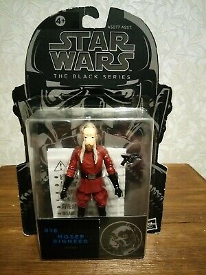 Star Wars The Black Series Mosep Binned #18 Hasbro New
