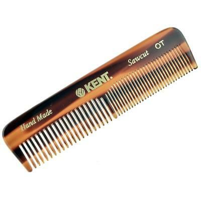 KENT THE HAND Made Fine Cut 4 Inches Folding Pocket Comb 82T