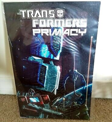 The Transformers: Primacy TPB IDW Publishing