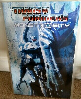 The Transformers: Monstrosity TPB IDW Publishing