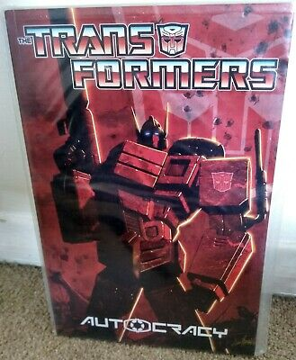 The Transformers: Autocracy TPB IDW Publishing