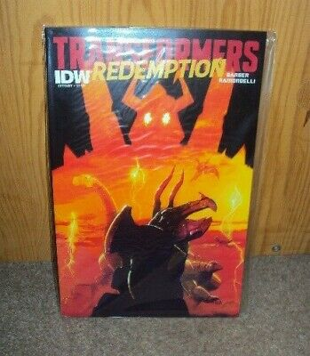 The Transformers: Redemption (one-shot) IDW Publishing