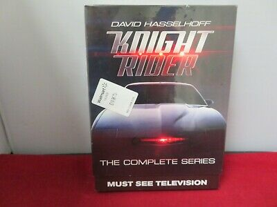 Knight Rider - The Complete Series (DVD) BRAND NEW