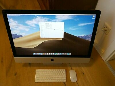 "Apple iMac 27"" Retina 5K, Intel i5 3,2 GHz, 16 GB RAM, 1TB Fusion Drive"
