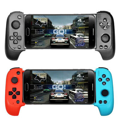 PUBG Gaming Grip Wireless Mobile Game Gamepad Controller For IOS / Android Black