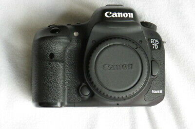 Canon EOS 7D Mark II 20.2MP Digital Camera Body - Canon Checkup