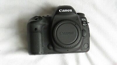 Canon EOS 5D Mark IV 30.4MP DSLR Camera - Excellent Conditon (Canon Checkup)