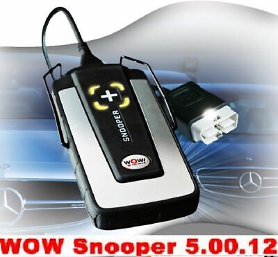2019 WOW Snooper Software Diagnostic Tool + KeyGen PROGRAMMING For Cars&Trucks