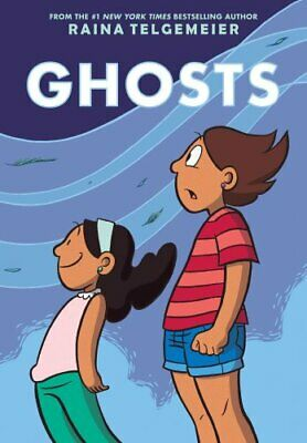 Ghosts by Raina Telgemeier 9780545540612 (Hardback, 2016)