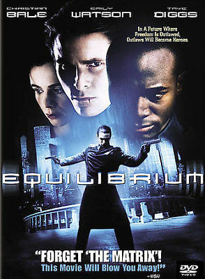 Equilibrium (DVD, Widescreen) - **DISC ONLY**