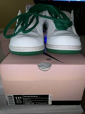 wholesale dealer a5beb 6e186 Nike Dunk Low Pro Sb St. Patricks Day Size 11
