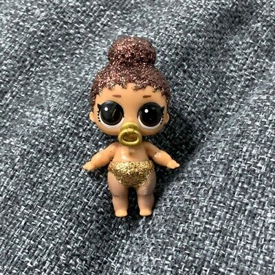 LOL Surprise Doll LIL BOSS QUEEN Glitterati Series 3 3-039 EXTRAS Lot ULTRA RARE