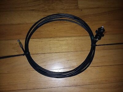 2002-2007 Subaru Impreza WRX STI Fuel Door Release Cable OEM Sedan 02-07