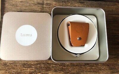 Lumu Light Meter for iOS Devices (Silver). Excellent Like New Condition