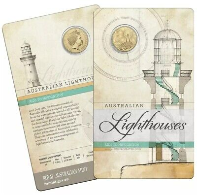 2015 Lighthouses Large $1.00 coin PNC.Issue11 Limited//Edition 10000.Cost $15.95