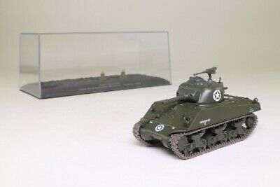 DeAgostini; M4A3 Sherman Tank; US Army; France 1945 Houston Kid; Excellent Boxed