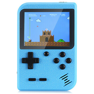 Gocomma Game Handheld Console Built-In 400 Classic Frosted Appearance For TV