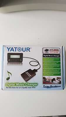 YATOUR DIGITAL MUSIC ADAPTER USB SD AUX MP3 Adapter