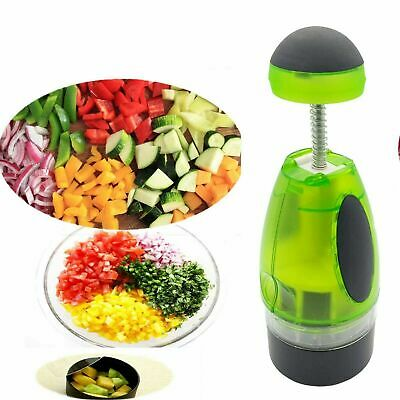 Slap Chop Dicer Practical Vegetable Garlic Fruit Chopper Cutter Food Slap Chop
