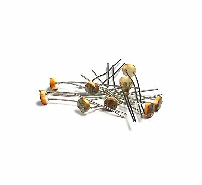 10pc Light Sensitive Inductor Photo Resistor 5528 GL5528 - Free Post