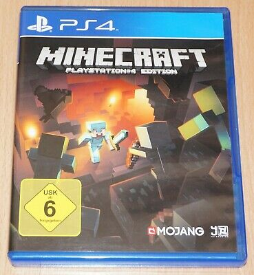 Minecraft: PlayStation 4 Edition (Sony PS4, 2014)