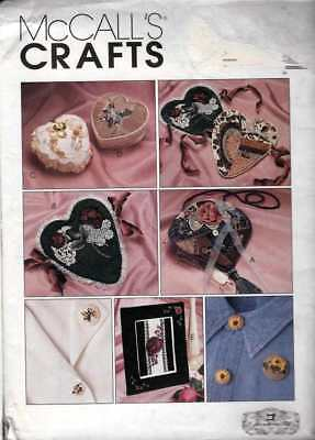 RIBBON EMBROIDERY Patterns BUTTON COVERS Box NECKLACE Tool Caddy PIN CUSHION