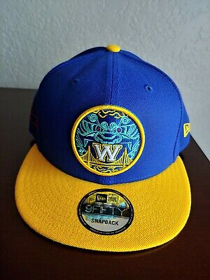 outlet store 449a3 d3aea New Era Golden State Warriors NBA City Series 9FIFTY Snapback LIDS  EXCLUSIVE hat