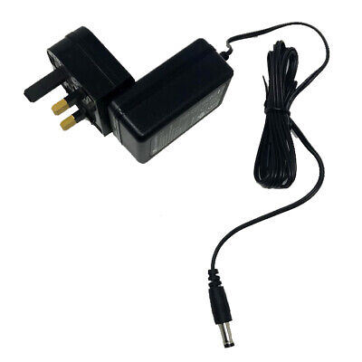 AC/DC Mains Power Adaptor/Supply/Charger/PSU 600MA/0.6 AMP 24 Volt Regulated 24v
