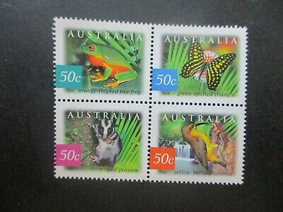 Australian Decimal Stamps: Set (MNH) - Excellent Item, Must Have (N3038)