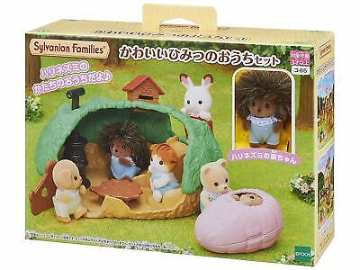 Sylvanian Families Pre-Order HEDGEHOG SECRET HOUSE  KO-65 Calico Epoch