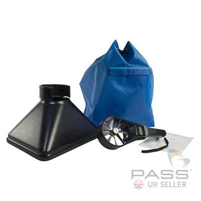 *NEW* TSI Airflow LCA301 Rotating Vane Anemometer Kit / UK Stock