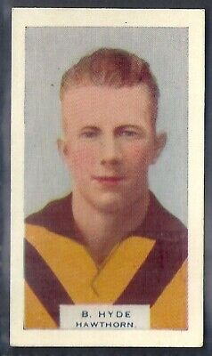 Phillips (Overseas)-Victorian Football Aussie Rules (75 Set)-#20- Hawthorn